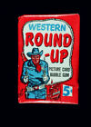 1956 Topps Round-Up Trading Cards 14