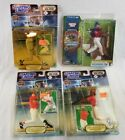 Lot Of 4 Starting Lineup Elite & Big League Figures Sosa Griffey mcGwire new