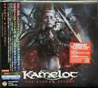 KAMELOT-THE SHADOW THEORY-JAPAN 2 DIGIPAK CD+DVD Ltd/Ed M13
