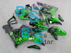 INJECTION Fairing Airbrushed Bodywork Kit W5 Fit GSX-R600 GSX-R750 2004-2005 23