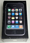 NEW Sealed Apple iPhone 3GS 16GB ATT Black MC135LL A A1303 GSM Vintage Rare