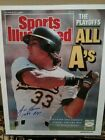 Jose Canseco Cards, Rookie Cards and Autographed Memorabilia Guide 36