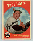 Celebrate the Life of Yogi Berra with His Top Baseball Cards 12
