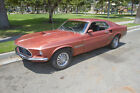 1969 Ford Mustang MACH 1 FASTBACK 1969 FORD MUSTANG MACH 1 FASTBACK 390 S CODE BIG BLOCK shelby 1967 1968 428 boss