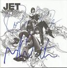 JET Get Born CD 2003 Elektra Signed  Autographed  by Band