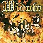 WIDOW On Fire CD 10 tracks FACTORY SEALED NEW 2005 Cruz del Sur Italy