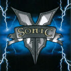 SONIC X Sonic X CD 9 tracks FACTORY SEALED NEW 2004 Z Records England
