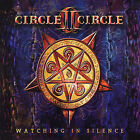 CIRCLE II CIRCLE Watching in Silence DIGIBOOK CD 10 tracks SEALED 2003 AFM Ger