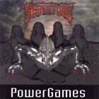 HEADSTONE EPITAPH Powergames CD 11 tracks FACTORY SEALED NEW 1999 Noise T
