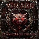 WIZARD Of Wariwulfs and Bluotvarwes CD 11 tracks SEALED NEW 2011 Massacre Ger