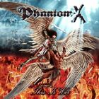 PHANTOM X This Is War CD 13 tracks FACTORY SEALED NEW 2010 Perris USA