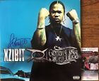 Xzibit Signed Autographed RESTLESS Vinyl Record With Proof Hip Hop West Coast