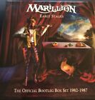 Marillion EARLY STAGES BOX 6 CD EMI Original Import  RARE!! Transatlantic Brave