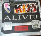 Alive! Box Set Kiss Rare 4 CD Live Amazing Condition Ace Frehley Black Sabbath