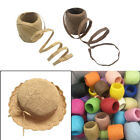 43yd Raffia Paper Ribbon Natural Rope for Wrapping Present Packing