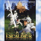 EXCALIBUR Original film score - TREVOR JONES (Very Rare Promo)