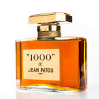 Jean Patou 1000 Perfume Factice Bottle Glass Dummy Store Display