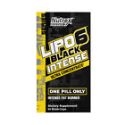 Nutrex Research Lipo-6 Black INTENSE Ultra Concentrate Supplement 60 Count