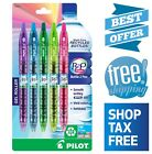 5 Pack Bottle to Pen Assorted Colors Retractable Gel Roller Pens 07 mm Point
