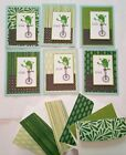 Lot of 6 So Hoppy Together You Can Do Anything cards made w Stampin Up