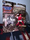 JOHNNY BENCH - Starting Lineup MLB SLU 1997 Cooperstown Collection Figure