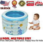 Baby Swimming Pool 0 3years Kid Inflatable Bathtub Portable Pad Pool Ball Pool