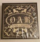 New! O.A.R. -Rain Or Shine CD live Limited Edition box set! sealed numbered OAR