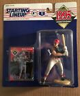 WILL CLARK 1995 Starting Lineup SLU Sports Figure TEXAS RANGERS New Packaged