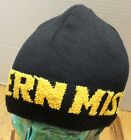NIKE SOUTHERN MISS GOLDEN EAGLES WINTER BEANIE HAT BLACK/GOLD OSFM VGC