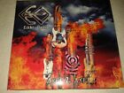 EDDIE OJEDA Axes 2 Axes CD digipak 2005 Black Lotus Records / Twisted Sister