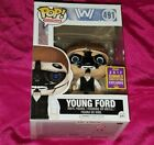 Funko Pop! SDCC 2017 Exclusive Westworld Young Ford #491 **AUTHENTIC**