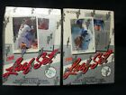 1990 Leaf Baseball Unopened Boxes Series I and II