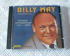 Billy May - Studio Recordings 1951 - 1953 - Scarce Mint 2 x Cd Album