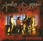 ANGELLIC RAGE Generation Enraged ***RARE OOP CD*** Queensryche, Heir Apparent