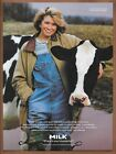 Martha Stewart Milk Single Page Print Ad 1997 Wheres Your Mustache