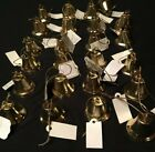 WEDDING BELLS KISSING FAVORS Gold W poem Attached X 24
