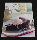 ANNUAL RECIPES for SUCCESS 2000  Weight Watchers Cookbook Hardcover NEW RE51