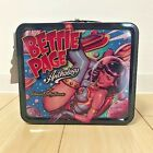 Rockin Jelly Bean BETTIE PAGE METAL LUNCHBOX Lunch Box Gift Japan