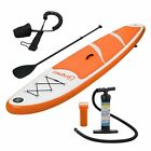 Homgrace Inflatable 118 Stand Up Paddle Board Thicken Durable SUP Surfboard