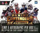 2015 Panini Contenders Football Factory Sealed Hobby Box