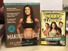 JILLIAN MICHAELS MAKING THE CUT BOOK THE BIGGEST LOSER THE WORKOUT DVD