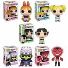 Pop! Animation: Powerpuff Girls Funko Set of 5 NIB Blossom Bubbles Buttercup Him