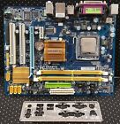 Gigabyte GA G31M ES2L LGA 775 Intel Motherboard with Dual Core CPU Tested