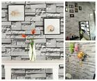 Waterproof Brick Pattern Peel  Stick Wallpaper Self Adhesive Film Contact Paper