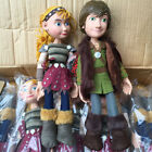 How To Train Your Dragon 3 Plush Toy Hiccup Astrid Soft Doll Figure Kids Gift