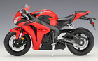 Welly 110 Honda CBR1000RR Diecast Motorcycle Bike Model Toy New In Box Red