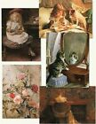 Victorian Trading Co Blank Assortment Note Cards Stationery 12 Cards