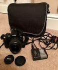 Nikon D5000 DSLR Camera Nikon AF-S 18-55mm Zoom Lens Kit, Battery, Charger, Bag