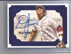 2015 Onyx Authenticated Platinum Elite Baseball Cards 16