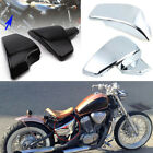 2x Battery Side Fairing Cover For Honda Shadow VLX 600 VT600C Shadow VLX Deluxe